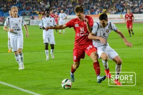 Футболисты «Рубина» победили «Урал» взаключительном матче 24-го тура РФПЛ