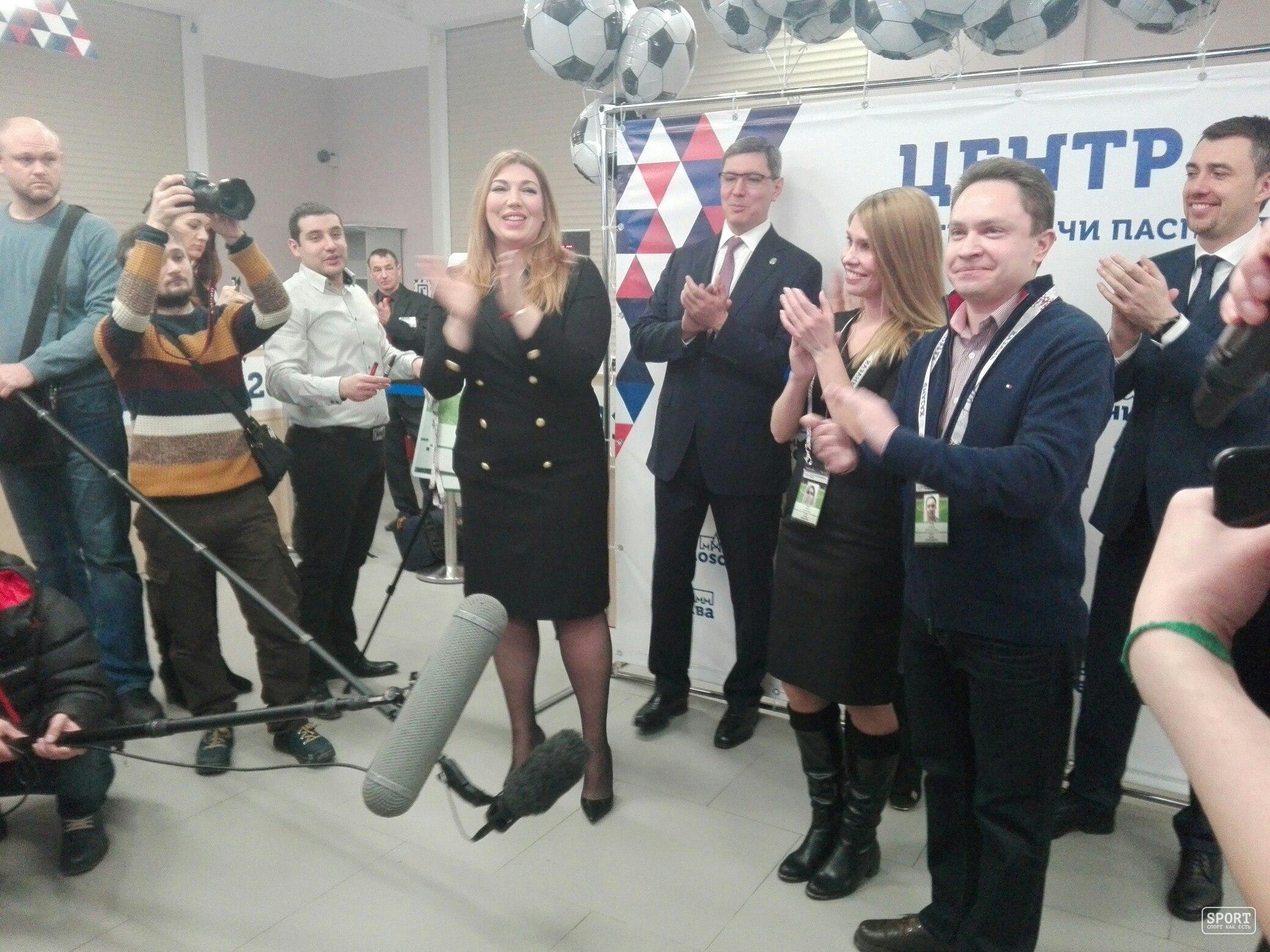 ВКазани выдали первые паспорта болельщиков кКубку конфедераций