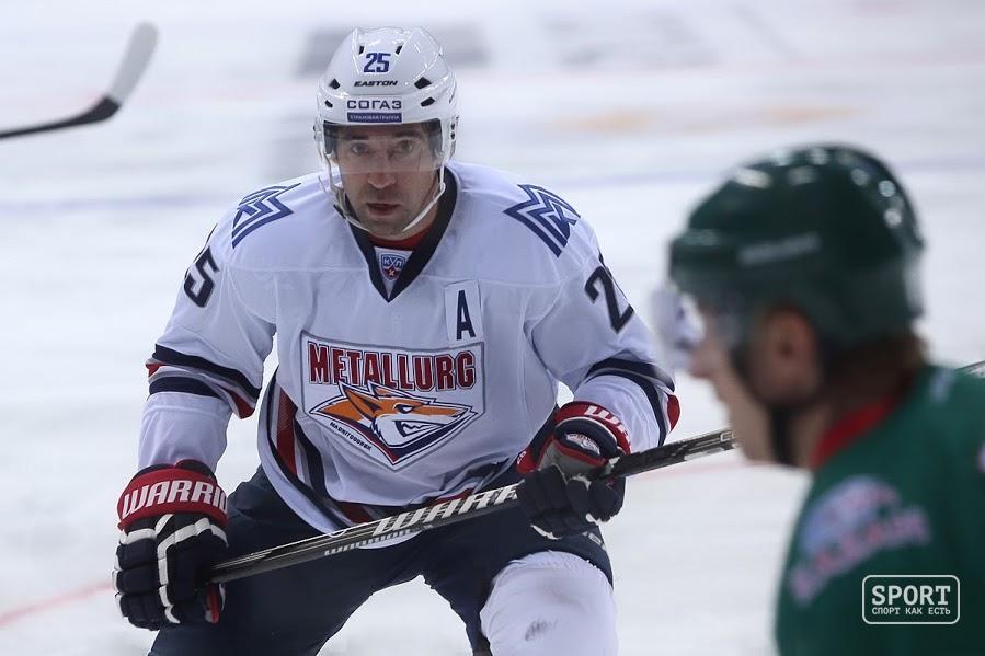 «Металлург» сравнял счет сЦСКА в заключительной серии Кубка Гагарина