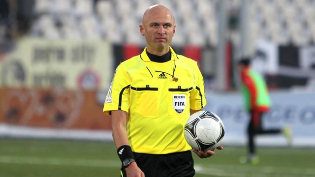 Арбитр Карасев оставляет Евро-2016 вслед засборной РФ