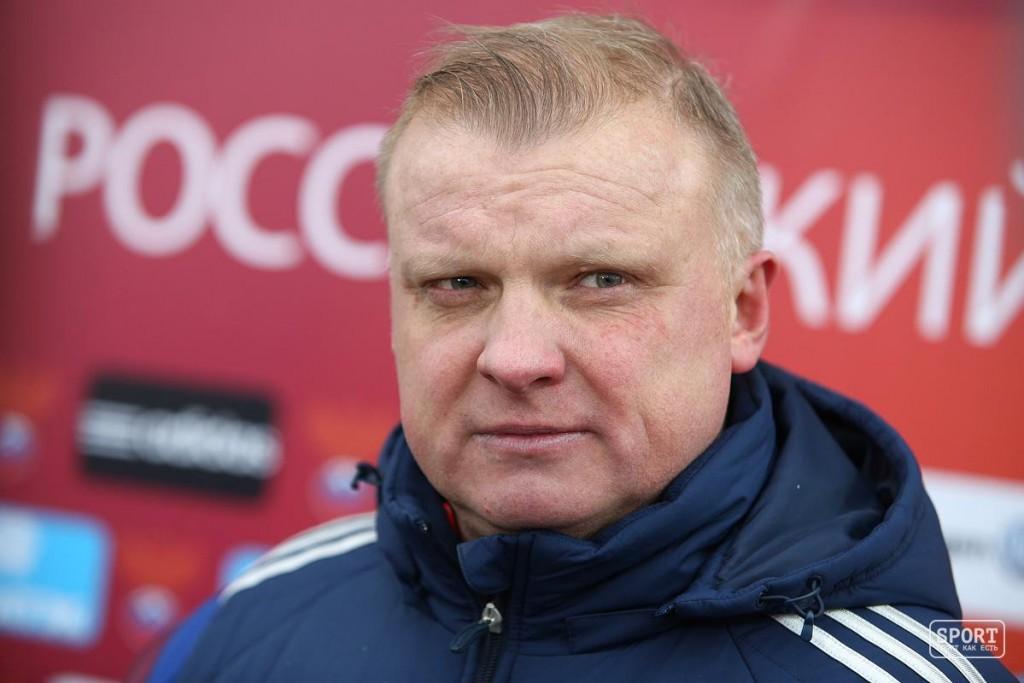 Сергей Кирьяков сборная России