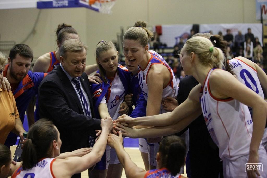 Казаночка баскетбольный клуб