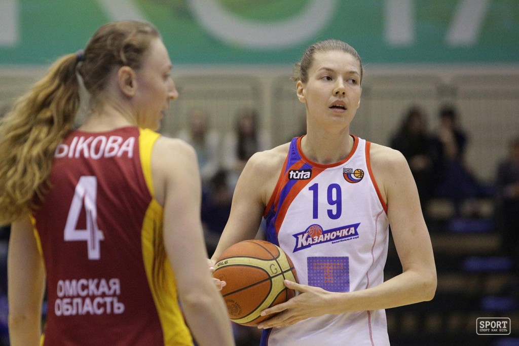 Мария Никитина Казаночка