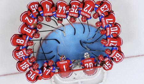 фото кхл хоккей