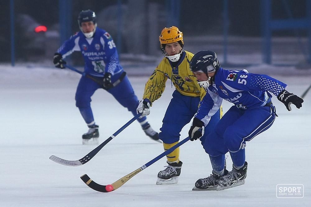 Хоккей с мячом динамо казань старт прогноз