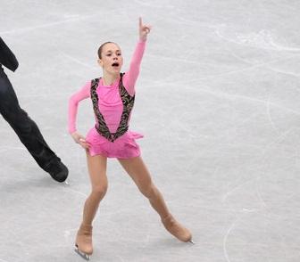 Родители фигуристки Антиповой: Мы были правы, увезя Юлю из России :: Спорт как есть - футбол, хоккей, КХЛ, волейбол, баскетбол,