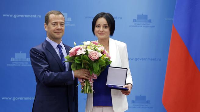 Дмитрий Медведев вознаградит создателей наилучших туристических проектов