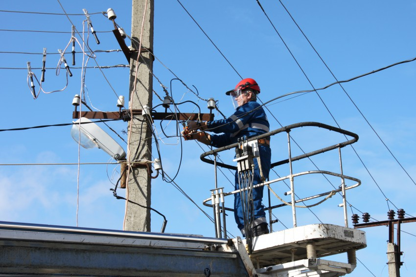 В Симферополе ищут воров электричества