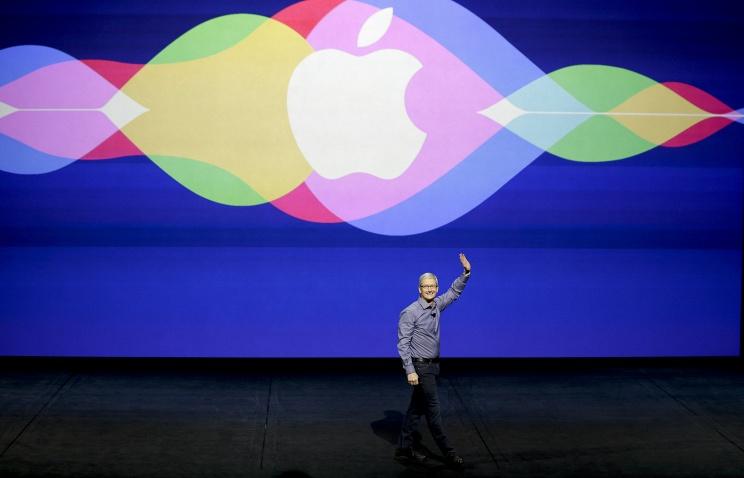 Онлайн-трансляция в Сан Франциско началась презентация новых продуктов Apple