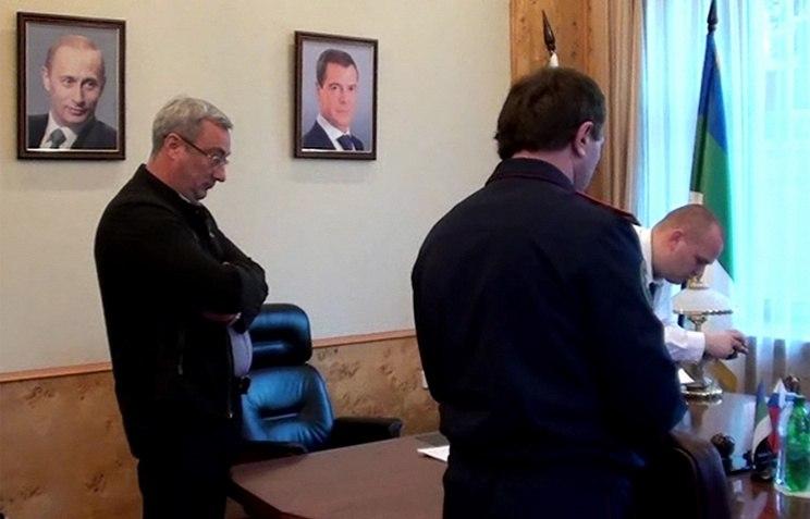 Руководитель Коми обвинен ворганизации криминального сообщества