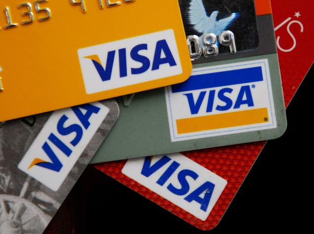 Visa с 1 октября не будет гарантировать обслуживание операций по картам российских банков