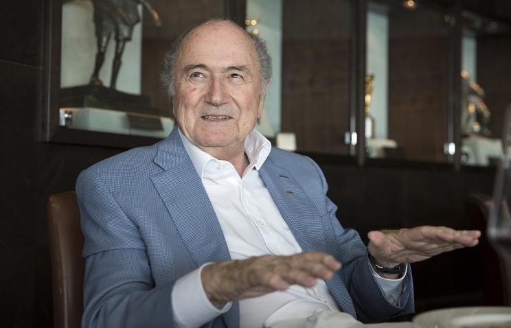 Президент ФИФА пообещал выучить русский язык к ЧМ по футболу 2018 года