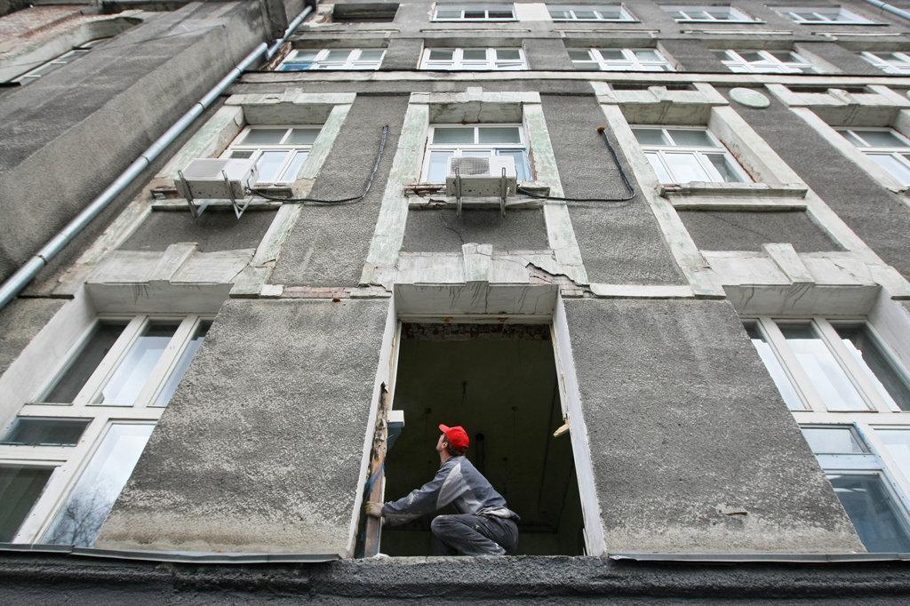 Ремонт домов и школ Казани в этом году обошелся в 1,49 млрд рублей