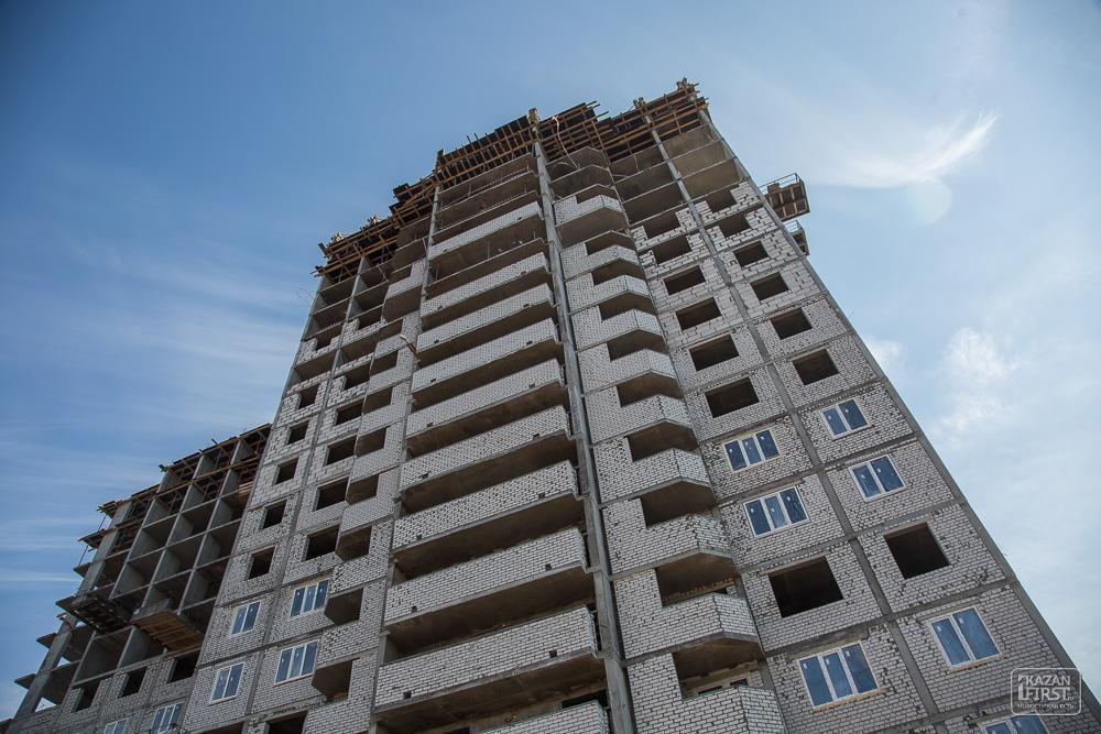 С начала года в Татарстане введено более 1,9 млн кв. м жилья