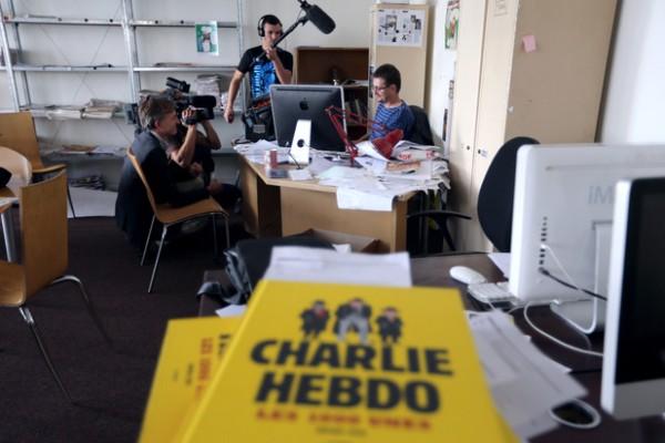 В Чечне запретили страницу Charlie Hebdo в твиттере