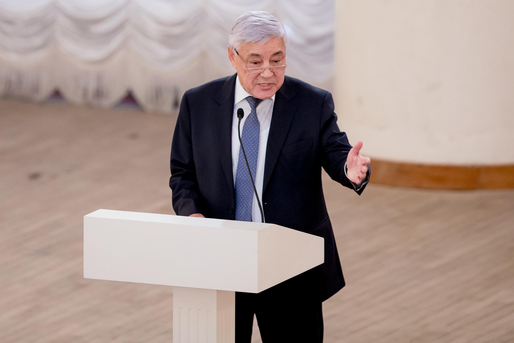Руководитель пензенского Заксобрания занял 54 место вгодовом медиарейтинге