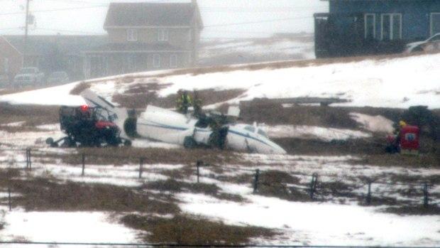 ВКанаде разбился легкомоторный самолет, семь человек погибли