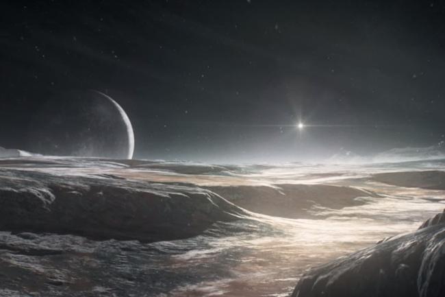Ученые НАСА обнаружили нагорах Плутона снег
