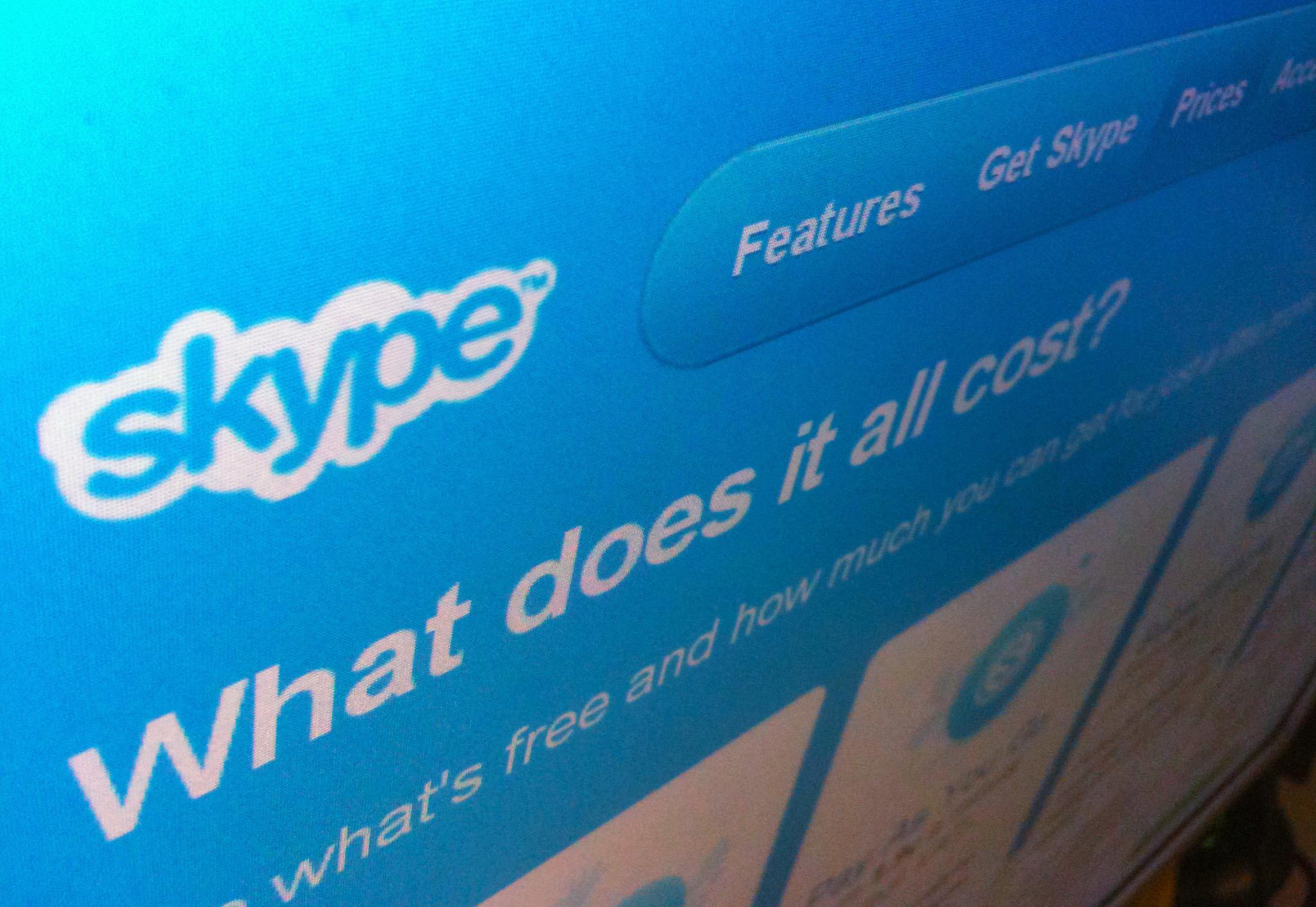 Пользователи по всему миру отмечают сбои в работе Skype