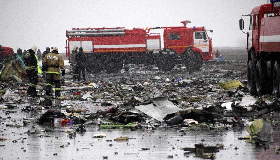 Наразбившемся боинге сегодня вДубай должны были лететь 140 человек