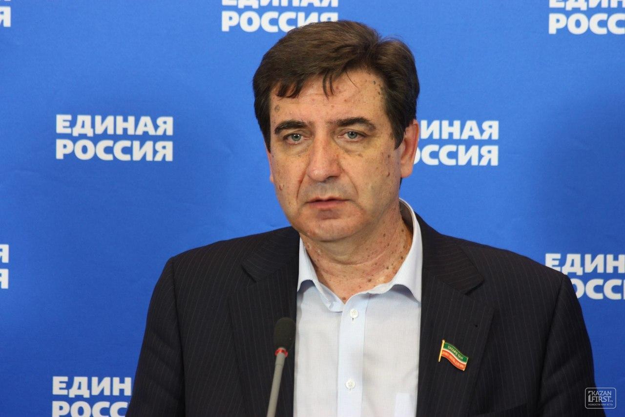 Исключение Шарафиева из праймериз прибавило забот оргкомитету «Единой России» – Камалтынов