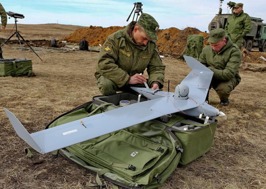 Российские инженеры начали разработку беспилотников-камикадзе
