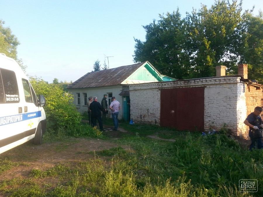 ВЧистополе милиция задержала вероятностного убийцу четырех человек, втом числе девушки