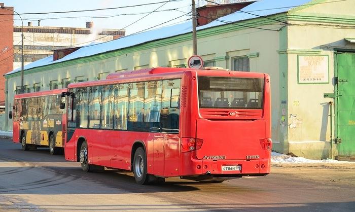 ВКазани 2-летний парень получил ожоги вавтобусе