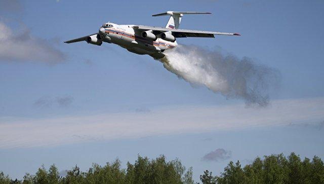 Пофакту исчезновения Ил-76 вИркутской области возбудили уголовное дело
