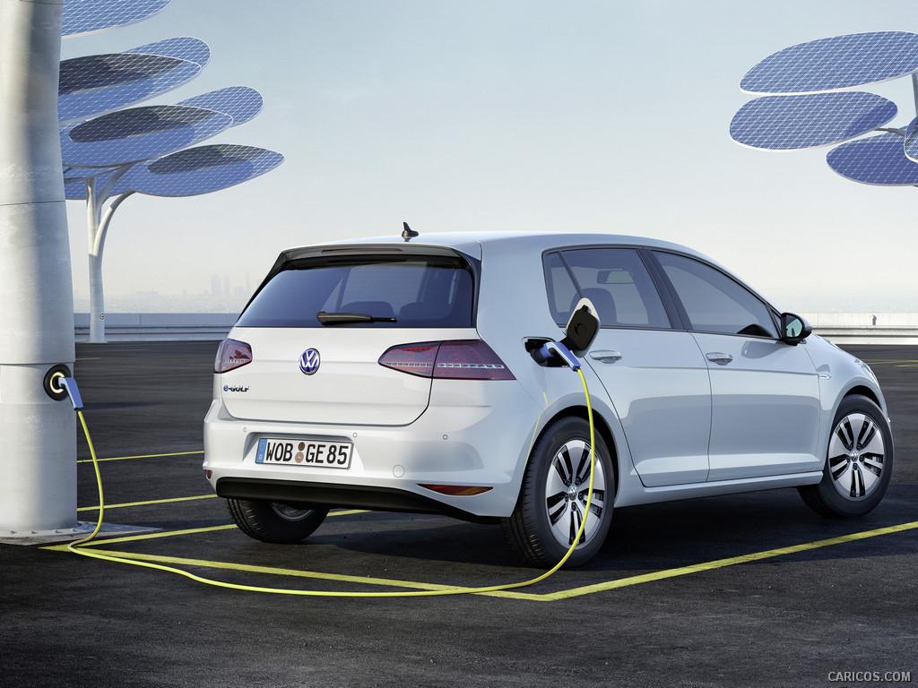 Осенью встолице франции будет представлен самый доступный электрокар от VW