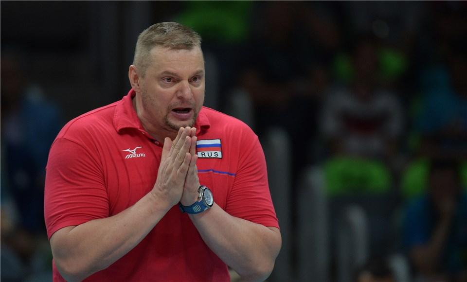 Русские волейболисты проиграли Аргентине наОлимпиаде вРио