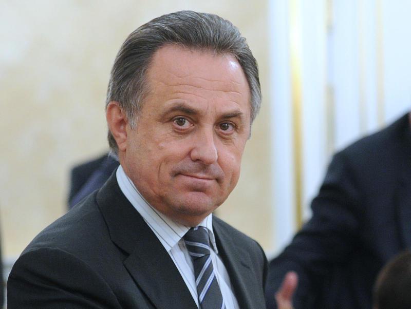 Министр спорта РФ проследит за матчем между Украиной и Россией