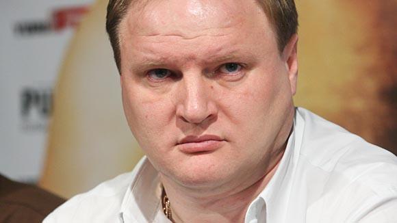НаВладимира Хрюнова совершено нападение