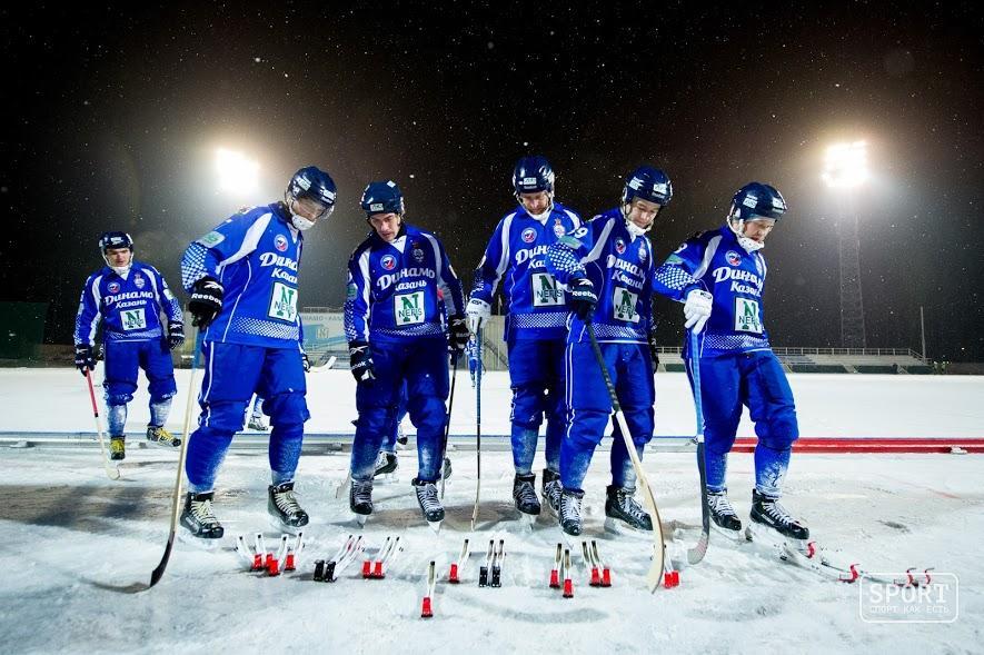 Иркутская «Байкал-Энергия» вдомашнем матче обыграла «Динамо-Казань»
