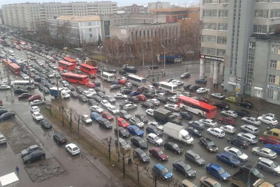 Какие бы в Казани не строились