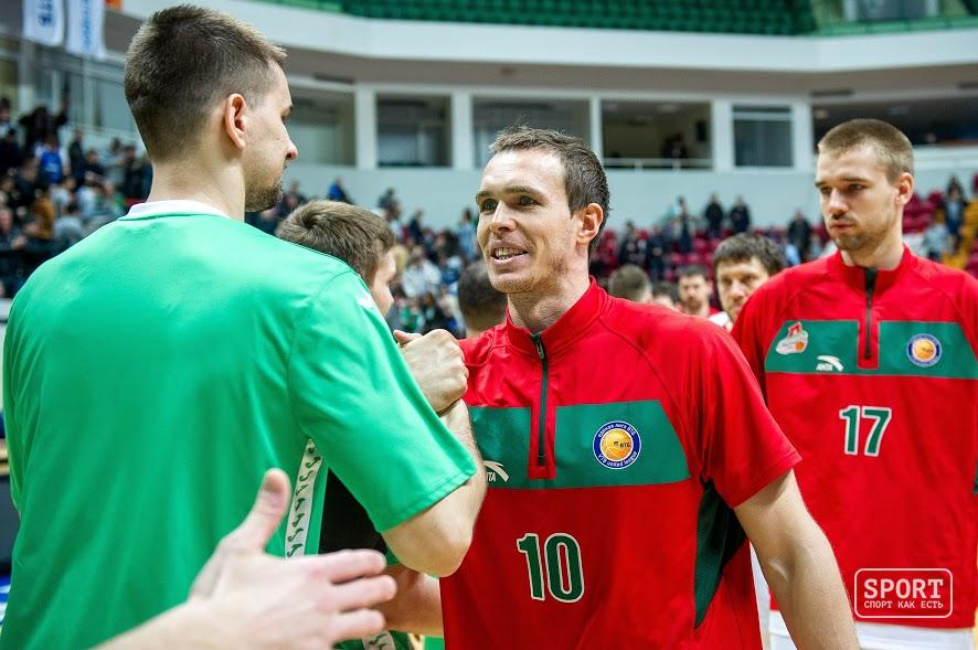 В «Автодоре» будет играть экс-капитан сборной РФ побаскетболу