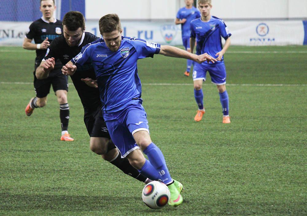 «Урал» сыграет вполуфинале Кубка РФ с«Рубином»