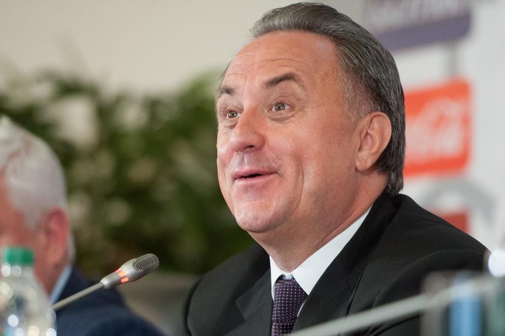 Доходы Мутко втечении следующего года составили 9 млн руб.