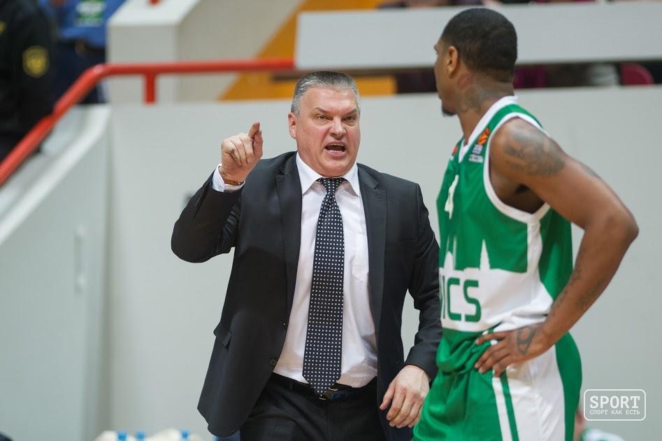 УНИКС потерпел поражение от«Олимпиакоса» вматче Евролиги