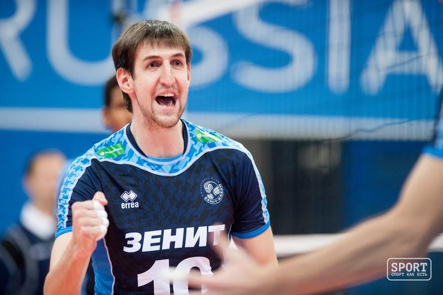 «Зенит-Казань» довел серию до5 побед вчемпионате РФ