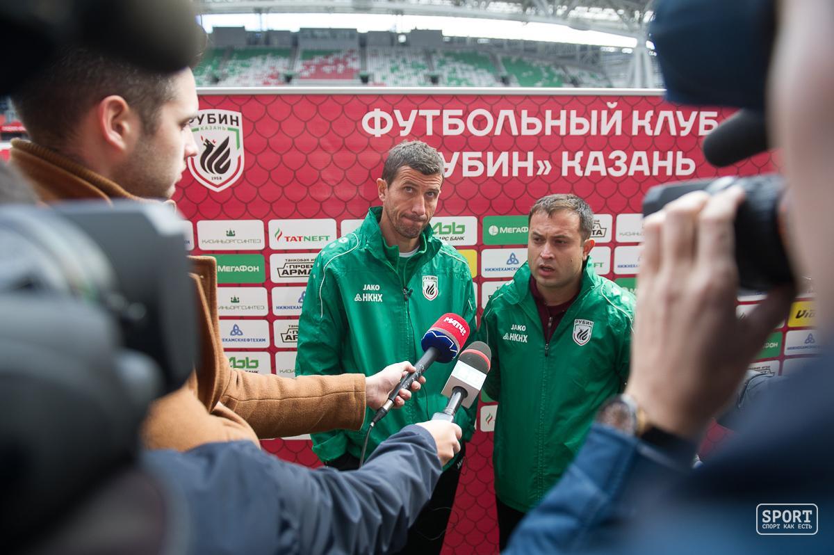 «Рубин» переиграл «Крылья Советов» вматче молодёжного главенства