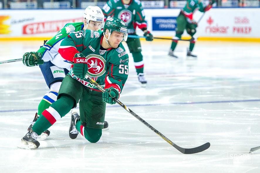 Три хоккеиста из«Сибири» вошли всостав сборной Российской Федерации наКубке Карьяла