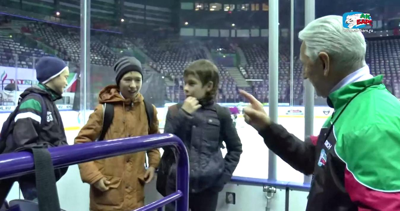 «АкБарс» дома одержал победу у«Йокерита» восновной массе — КХЛ