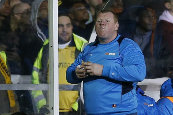 Экс-вратарь «Саттона» поведал, почему съел пирог впроцессе матча с«Арсеналом»