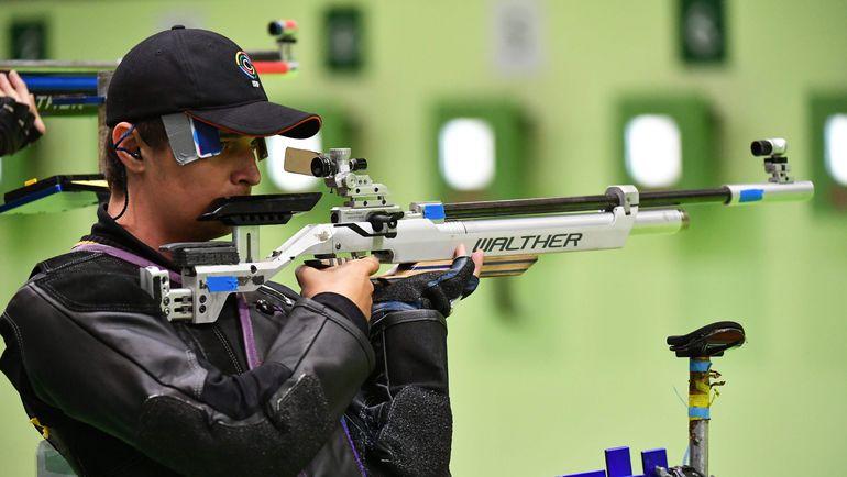 Украина завоевала первую медаль встрельбе изпневматической винтовки— ежедневник Олимпиады