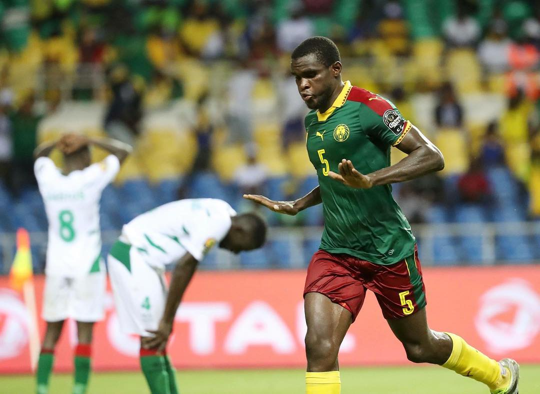 Вфинале Кубка Африки сыграют футболисты Камеруна иЕгипта