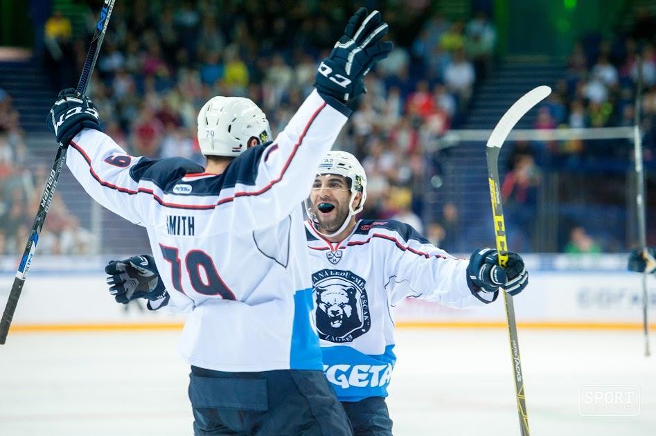 «АкБарс» проиграл «Медвешчаку» ипрервал победную серию вКХЛ