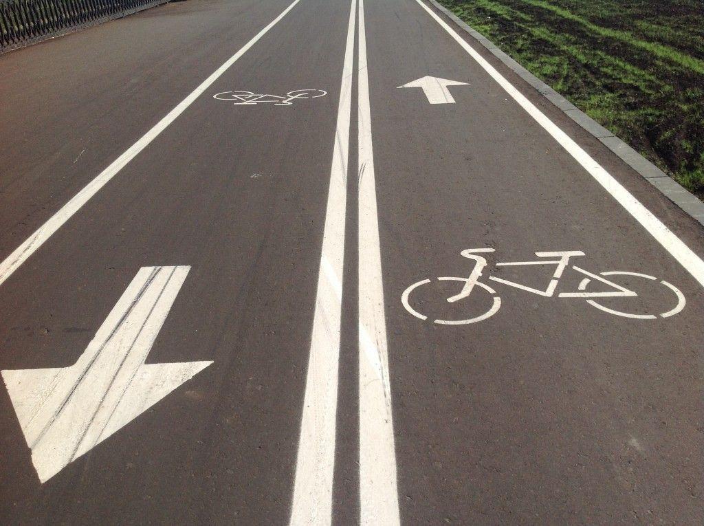 К 2020 году в Набережных Челнах будет в три раза больше велодорожек - исполком