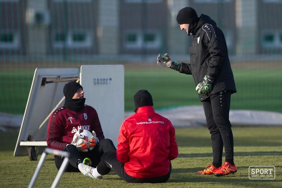 Натретьем тренировочном сборе казанский «Рубин» проведет 4 матча