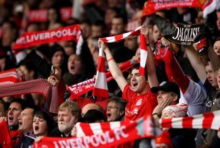 """На матче """"Рубин"""" - """"Ливерпуль"""" ожидается около 200 болельщиков гостей"""